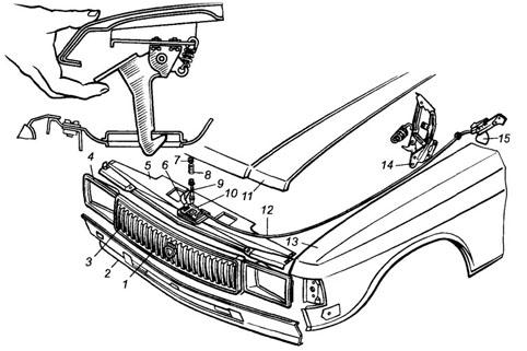 Вс про устройство эксплуатацию и ремонт кузова автомобиля